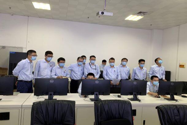 国能福建石狮公司开展仿真机实操培训以练促学
