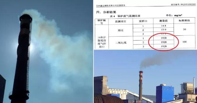 吉林辽源因能耗双控不力被中央环保督察组通报!