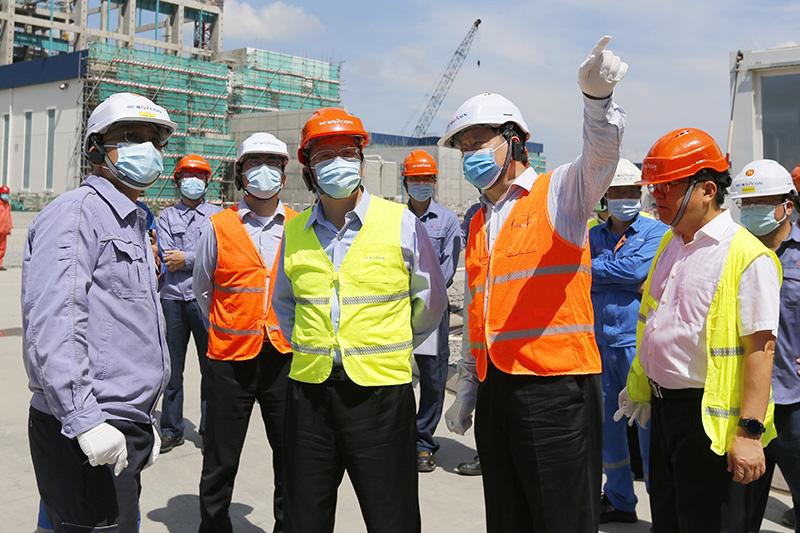 国家能源局主要负责同志赴广西开展专题调研