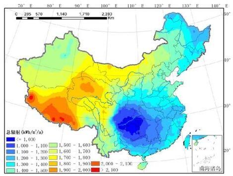 2017年中国光伏发电发展现状及展望
