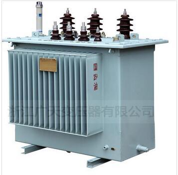 S11-M-30~160010系列全密封油浸式配电变压器