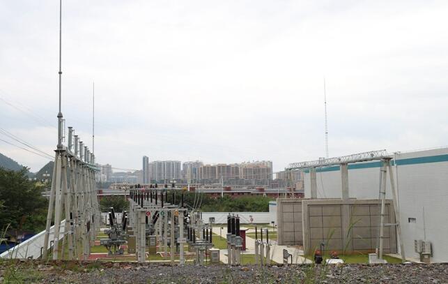 贵州黔西南州首座110千伏智能变电站成功投运
