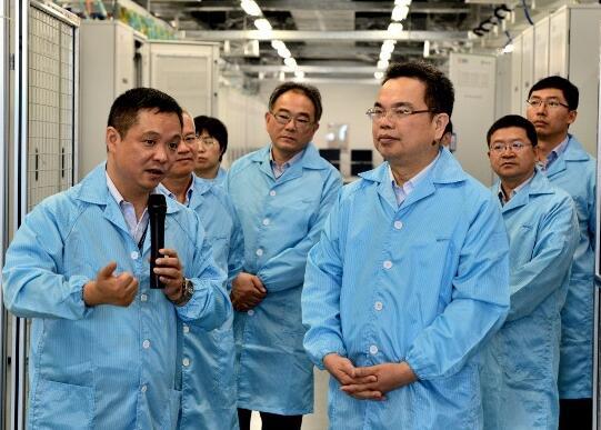 国家电投集团刘祥民调研公司部分在沪企业