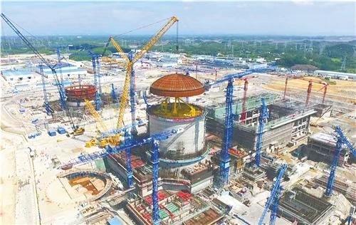 中广核:我国最大、全球第三大核电企业
