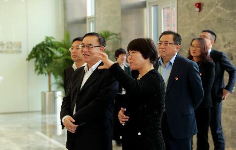 国家电投杨亚调研天津公司