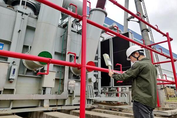 国电泉州热电有限公司积极开展年度职业病危害因素检测工作