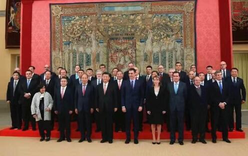 中国能建集团总经理丁焰章赴西班牙进行工作访问