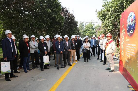 大唐陕西发电公司:争做大国顶梁柱