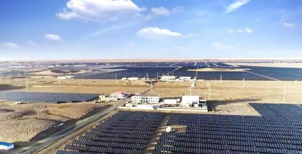 平价清洁能源时代:中国首个大型光伏平价项目并网