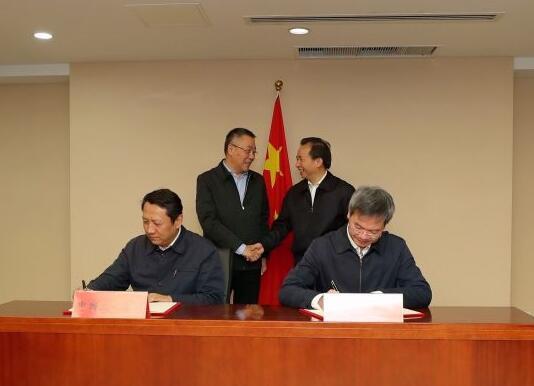 三峡集团与生态环境部签署战略合作协议