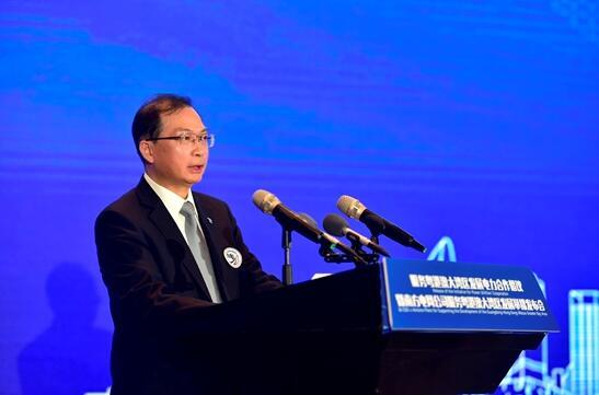 江毅:以一流的清洁能源技术、产业和服务助力大湾区发展