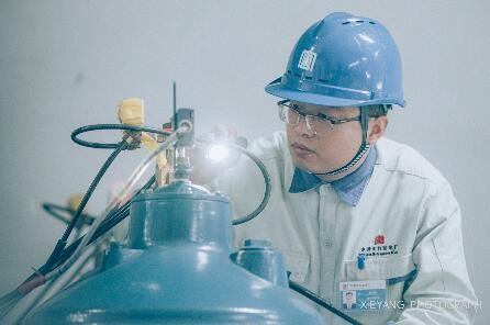 奉献中铸就无悔青春——记龙滩水电厂设备维护部机械班代班长张波涛