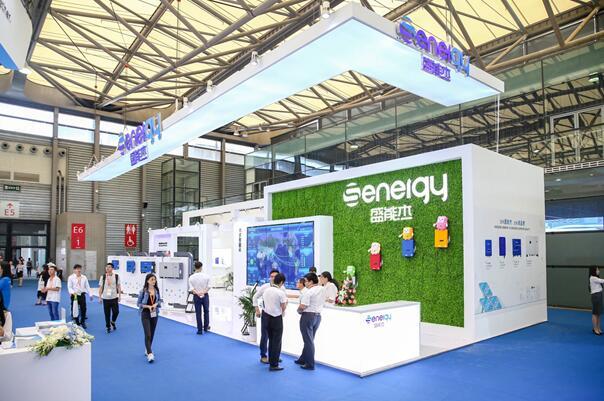 盛能杰实力亮相SNEC2019,新一代SE系列产品再受好评