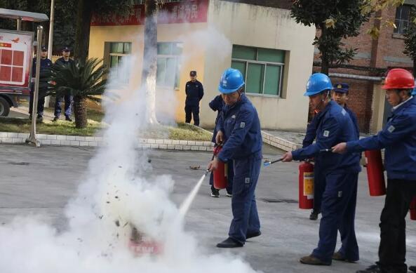 """汉中供电分公司开展""""119""""全民消防宣传月活动"""